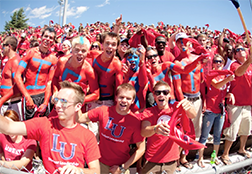 Liberty University - Liberty Flames Football Season Opener